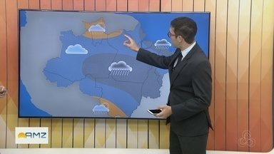 Confira a previsão do tempo para esta quinta-feira (6) - Confira a previsão do tempo para esta quinta-feira (6)