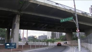 Viadutos e pontes serão vistoriados em São Paulo - Capital vai priorizar 33 estruturas que ficam na zona de rodízio.