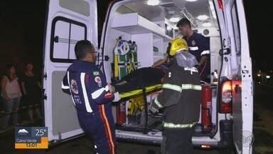 Cinco cadetes da Força Aérea ficam feridos em grave acidente em Poços de Caldas, MG - Cinco cadetes da Força Aérea ficam feridos em grave acidente em Poços de Caldas, MG
