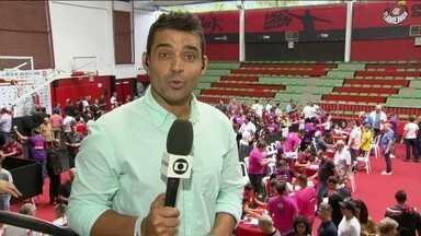 Eleições do Flamengo acontecem nesse sábado em clima tranquilo - Eleições do Flamengo acontecem nesse sábado em clima tranquilo