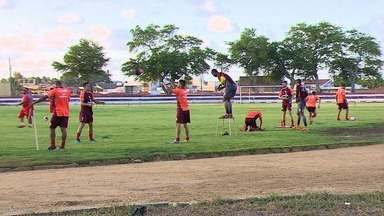 Sergipe se prepara para o início da temporada 2019 - Sergipe se prepara para o início da temporada 2019.