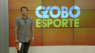 Confira na íntegra o Globo Esporte deste sábado (08.12.2018) - Kako Marques comanda as notícias do esporte