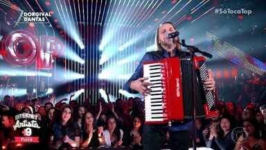 Dorgival Dantas é top no rankig Artista Internet Forró - Ele canta 'Tô Sozinho'