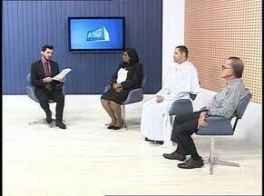 Debate Inter TV aborda solidariedade e projetos sociais em Montes Claros - Semana foi especial, com o lançamento do novo slogan da Inter TV, 'Tá na vida, tá aqui'.
