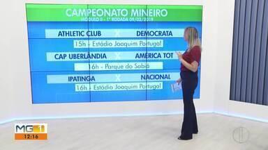 MF divulga tabela do Módulo 2 do Campeonato Mineiro 2019 - Primeira fase da segunda divisão estadual começa no dia 9 de fevereiro e vai até 20 de abril. Quatro equipes avançam para as semifinais; decisão será no dia 11 de maio.