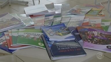 Prefeitura vai recorrer de liminar que cancelou a compra de livros didáticos para o SESI - A Prefeitura de Sorocaba (SP) informou que vai recorrer da liminar que cancelou a compra de livros didáticos do SESI para a rede municipal em 2019.