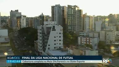 Pato Futsal joga amanhã a final da Liga Nacional - O time tem a vantagem do empate