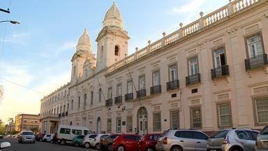 Maternidade da Santa Casa de Pelotas retoma atendimentos - Espaço estava fechado desde agosto.