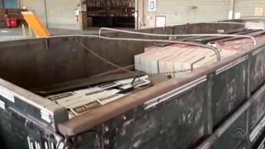 Receita Federal apreende produtos de contrabando no Sul do RS - Assista ao vídeo.