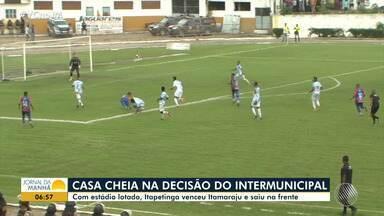 Vitória vence o Lusaca e conquista bicampeonato baiano de futebol feminino - Veja os destaques do jogo.