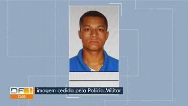 Homem mata companheira a facadas, em Ceilândia - Segundo a polícia, familiares presenciaram o crime. Wdson Luiz Santos de Souza, de 23 anos, está foragido.