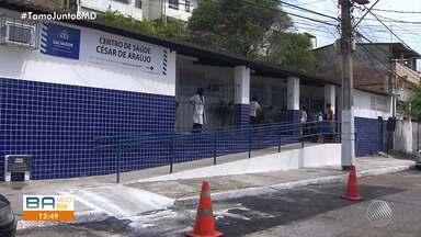 Centro de saúde é entregue na Boca do Rio pela Prefeitura de Salvador - A entrega aconteceu na manhã desta segunda-feira (10).