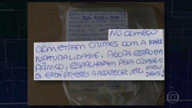 Morre a quinta vítima do atirador suicída de Campinas - Corpos das vítimas começam a ser enterrados.Polícia encontra bilhetes de Euler Grandolpho com frases desconexas.