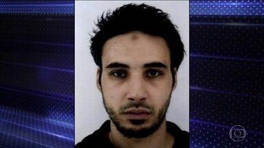 Atirador francês que matou três pessoas e feriu 11 em Estrasburgo continua foragido - O terrorista foragido é um cidadão francês de origem árabe, com 27 passagens pela polícia na França, na Suíça e na Alemanha. A caçada ao criminoso envolve centenas de policiais.