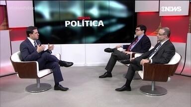GloboNews Política: a crise em Roraima