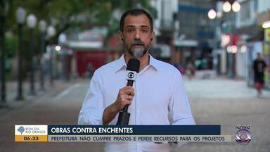 Prefeitura de Porto Alegre perde recursos para projeto contra enchentes - Assista ao vídeo.