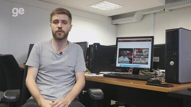 Contratações e saídas: repórter resume a semana do Inter no mercado de transferências - Assista ao vídeo.