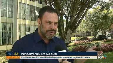 Comunidade cobra pontos de investimento dos R$ 55 mi para pavimentação - Apenas vias na região da Avenida Monteiro Lobato foram anunciadas até agora.