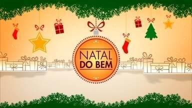 Natal do Bem: participe da campanha - As doações continuam chegando.