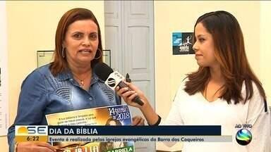 Dia da Bíblia é celebrado em Sergipe - Evento acontece na Barra dos Coqueiros.