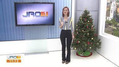 Confira a decoração natalina enviada ao JRO1 - Confira a decoração natalina enviada ao JRO1