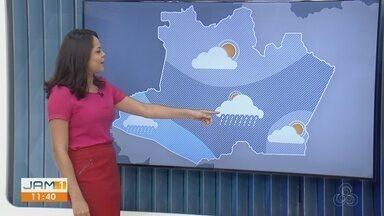 Confira a previsão do tempo para esta quarta-feira (14) - Confira a previsão do tempo para esta quarta-feira (14).