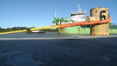 Mesmo com recomendação do MPF, dragagem do canal do Porto de Rio Grande deve continuar - Assista ao vídeo.