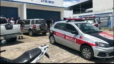 JPB2JP: É grave o estado de saúde do sargento baleado ao tentar prender ladrões - Ele parou para ajudar outros policiais.
