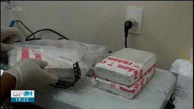 Quatro homens são presos suspeitos de tráfico de drogas em Olinda - Eles estavam em uma casa em que funcionava um laboratório de cocaína
