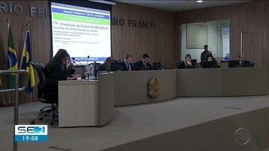 Tribunal Regional Eleitoral julga 20 contas de candidatos eleitos de Sergipe - Quatro tiveram as contas reprovadas.