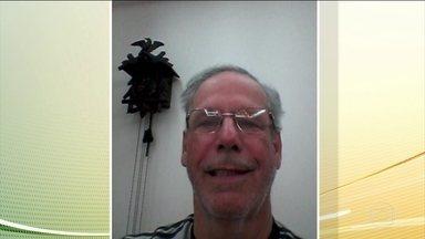 Empresário é morto em assalto na lagoa Rodrigo de Freitas, na Zona Sul do Rio de Janeiro - Hugo Ernesto Klein era dono de uma das concessionárias de pedalinhos da Lagoa. Nesta madrugada, criminosos tentaram roubar o dinheiro do caixa. O empresário reagiu e levou dois tiros.