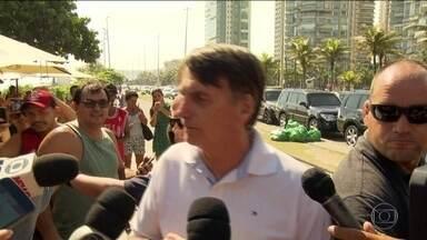 Representantes de Venezuela e Cuba são desconvidados para posse de Bolsonaro - Itamaraty atendeu a pedido da equipe do presidente eleito e retirou convite. Orientação era para que todos países com relações diplomáticas com o Brasil fossem chamados.