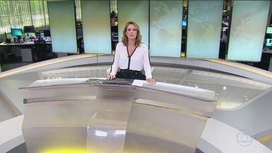 Jornal Hoje - Edição de sexta-feira, 21/12/2018 - Os destaques do dia no Brasil e no mundo, com apresentação de Sandra Annenberg e Dony De Nuccio