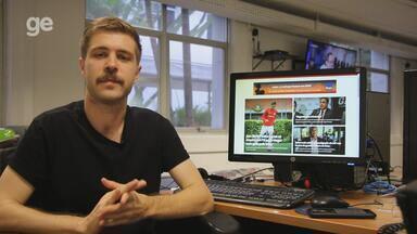 Mercado da Bola: repórter atualiza as informações do Inter - Assista ao vídeo.
