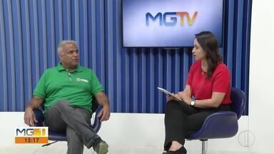 Prefeito de Ipatinga, Nardyello Rocha (MDB) é o entrevistado desta sexta-feira (20) - Série de entrevista com prefeitos tem como objetivo fazer balanço das administrações municipais.