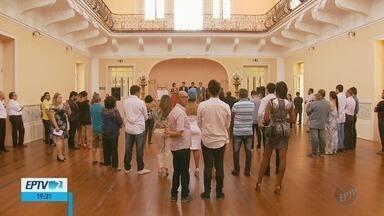 Após restauração, Cassino de Lambari é reinaugurado e recebe Museu das Águas - Após restauração, Cassino de Lambari é reinaugurado e recebe Museu das Águas