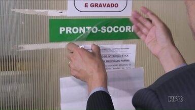 Hospital Universtário de Maringá pode ser interditado - O motivo seria a falta de médicos e a estrutura precária do prédio.