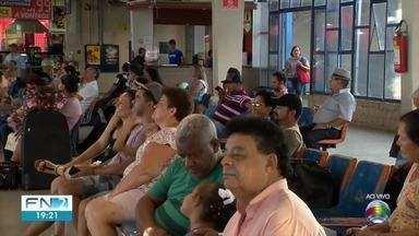 Rodoviária de Presidente Prudente tem expectativa de aumento de passageiros - Movimento deve ser maior devido ao Natal.