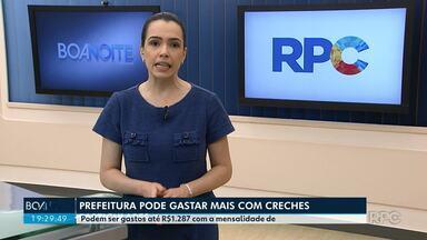 Prefeitura deve gastar mais com vagas em creches particulares - Pelo novo decreto mensalidades podem custar até R$ 1.287,00