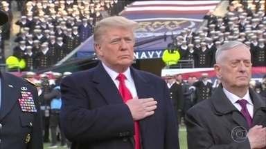 Governo Trump enfrenta nova baixa na equipe - Ontem à noite, o Secretário da Defesa, James Mattis, apresentou carta de renúncia depois que o presidente americano decidiu mandar para casa parte das tropas americanas na Síria.