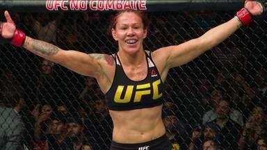 Cris Cyborg e Amanda Nunes se preparam para luta histórica no UFC - Cris Cyborg e Amanda Nunes se preparam para luta histórica no UFC
