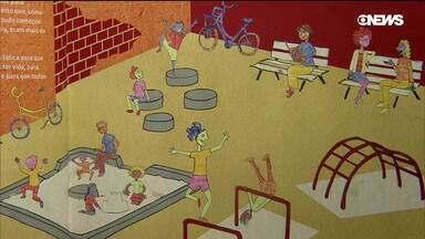 O urbanismo pensado para as crianças