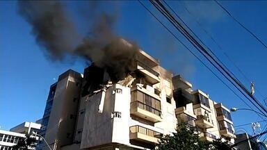Explosão em prédio de Farroupilha, na Serra, deixa ao menos 14 feridos - Seis das vítimas já foram liberadas do hospital.