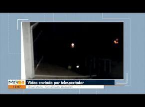 VC no MG: Morador de Valadares denuncia problemas na rede elétrica - Em Taparuba, telespectador pede explicações para morte de peixes em córrego.