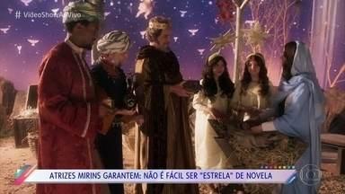 'O Tempo Não Para' comemora o Natal à moda antiga - Veja como foi a noite feliz dos Sabino Machado