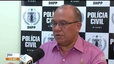 Delegado Barreta comenta casos de latrocínio no Piauí - Delegado Barreta comenta casos de latrocínio no Piauí
