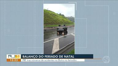 Polícia Rodoviária Federal divulga balanção de operação no feriado prolongado de Natal - Na Rodovia Lúcio Meira, não foram registradas ocorrências durante o feriado prolongado.
