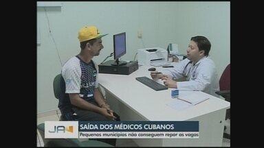 Sem reposição de vagas deixadas por médicos cubanos, pequenos municípios sofrem impactos - Sem reposição de vagas deixadas por médicos cubanos, pequenos municípios sofrem impactos