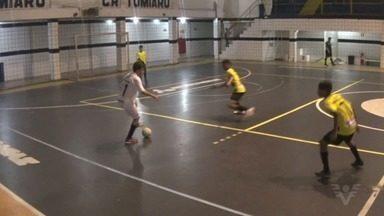Confira outros campeões da Copa Expresso de Futsal - Veja como foram as finais do sub-12, sub-13 e sub-14.