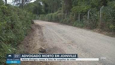 Advogado morto em Joinville foi vítima de latrocínio, diz polícia; três seguem foragidos - Advogado morto em Joinville foi vítima de latrocínio, diz polícia; três seguem foragidos